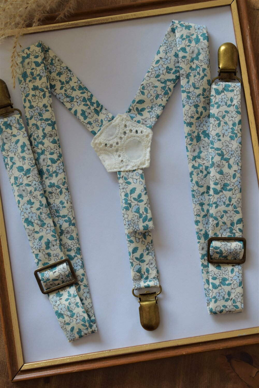 Bretelle-Bretelle garçon-Bretelle cérémonie-Bretelle costume