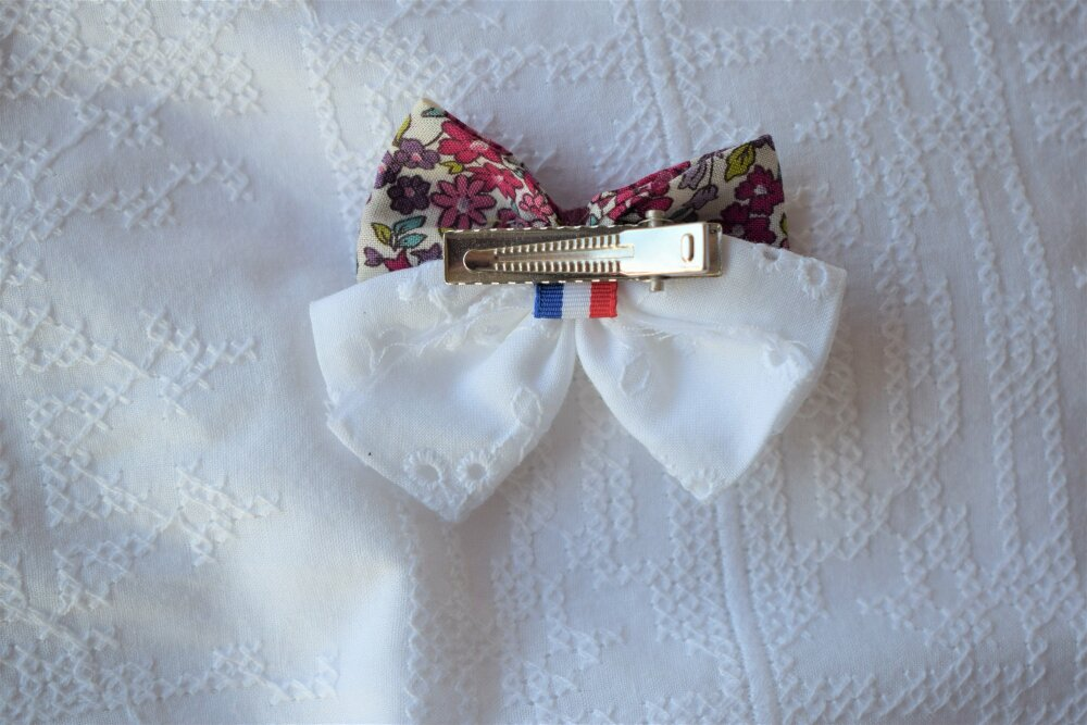 Barrette-Barrette fille-Barrette cheveux-Barrette cheveux mariage
