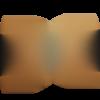 """Nœud papillon en bois - """"l'agile"""" - liberty vert"""