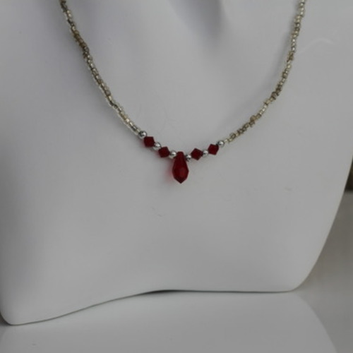 modele de collier perle rocaille