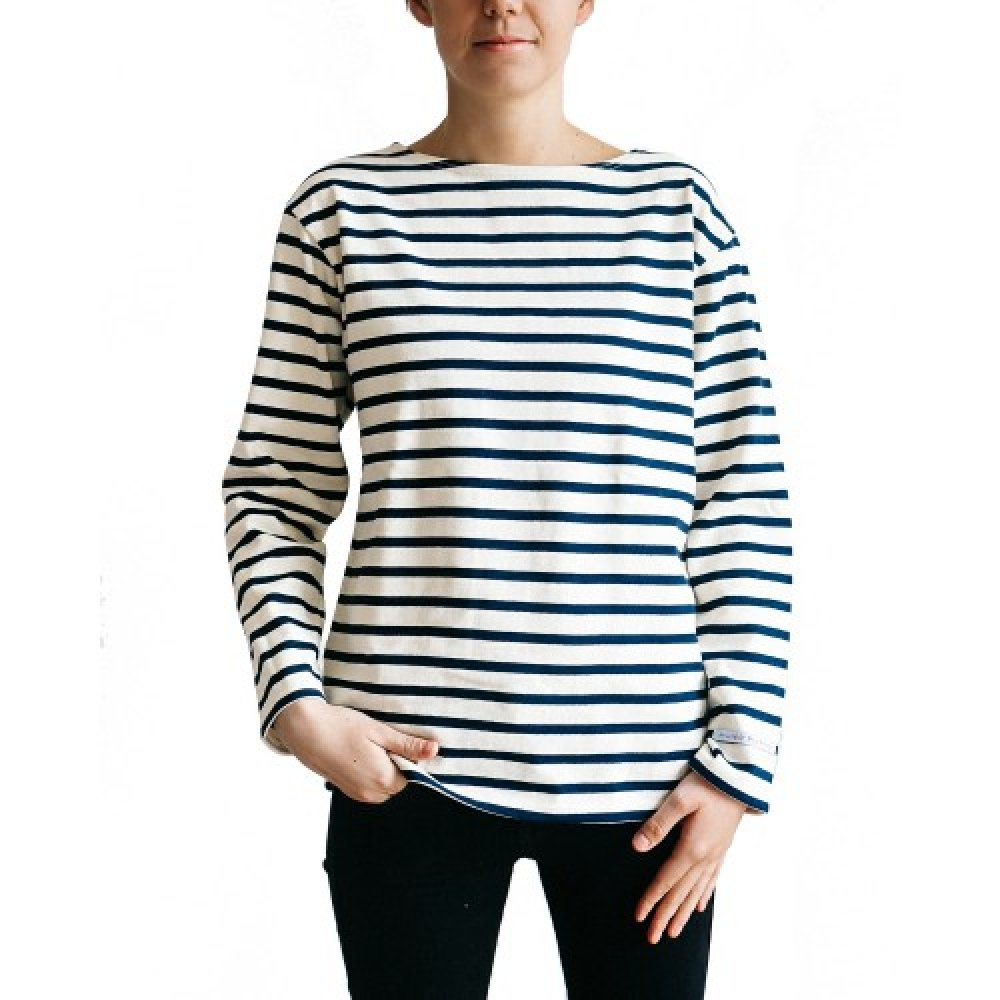 Marinière Bleu navy (femme)