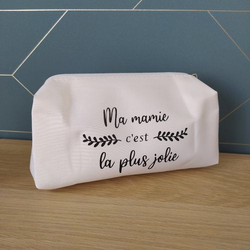 Trousse maquillage mamie