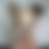 Doudou chien au crochet