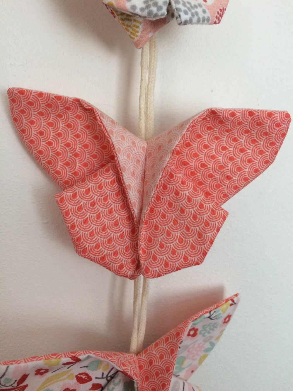 Guirlande de papillons