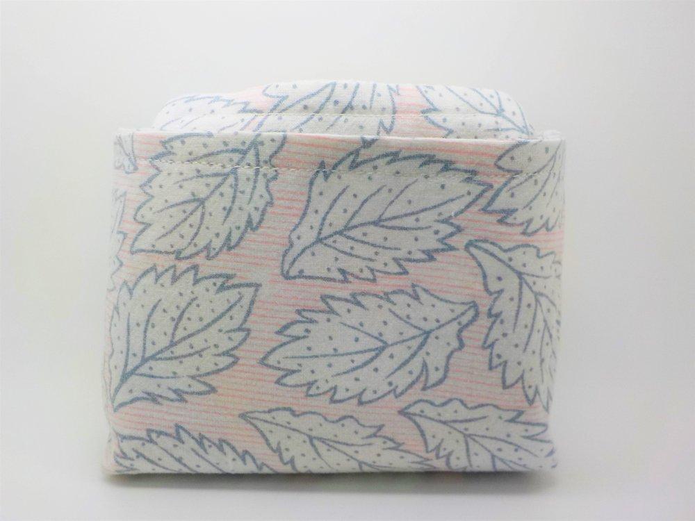 VENDU Sac + lingettes, coton, tencel d'eucalyptus, zéro déchet, salle de bain