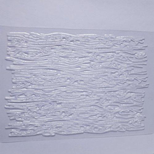 """Plaque de textures """"impression tronc d'arbre"""""""