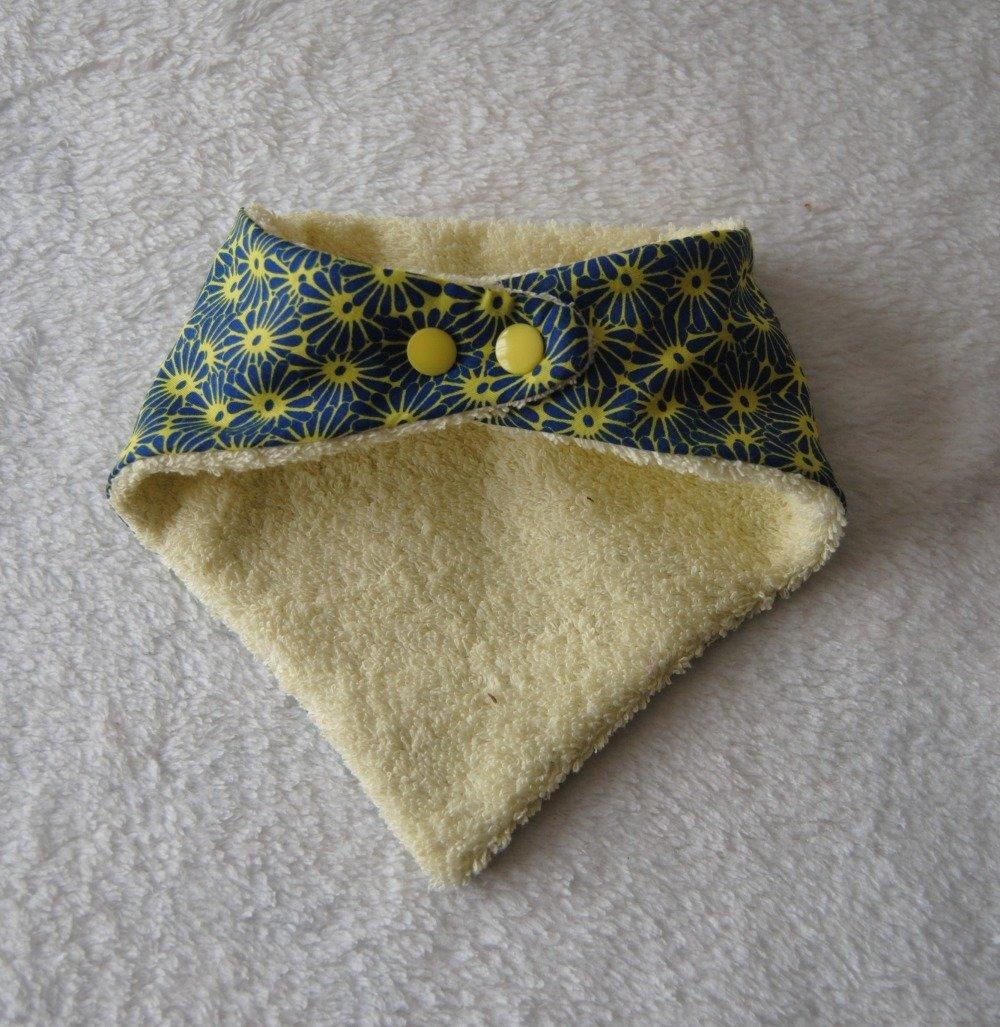 Bavoir bandana naissance à 12 mois