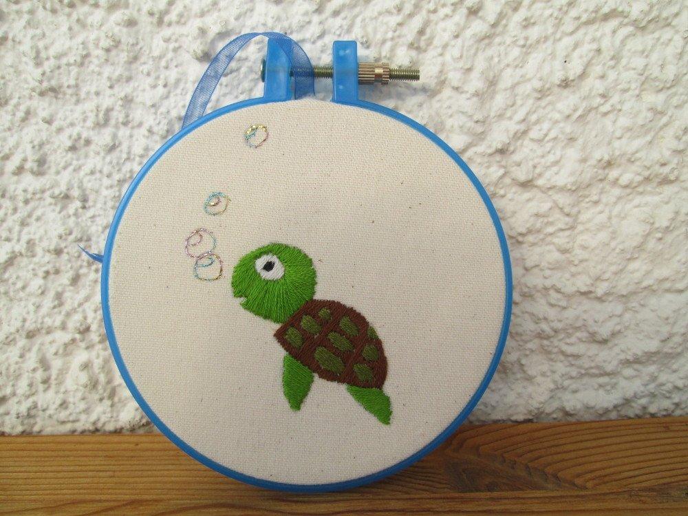Décoration tortue des mers