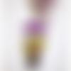Soliflore laine feutrée arbre gris/multicolore décoration maison nature zen