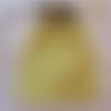 Serviette de cantine savane, serviette enfant, serviette élastique maternelle