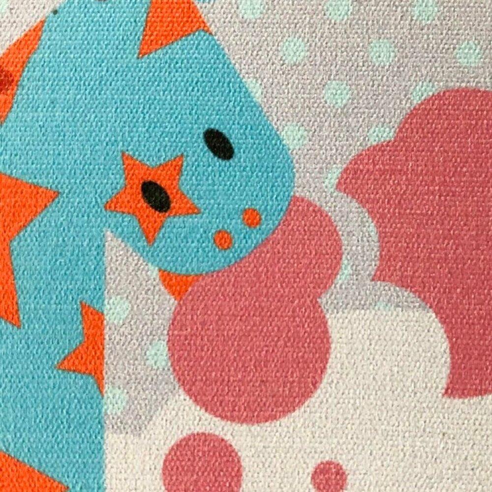 Tableau chambre d'enfant - Bob Girafe -