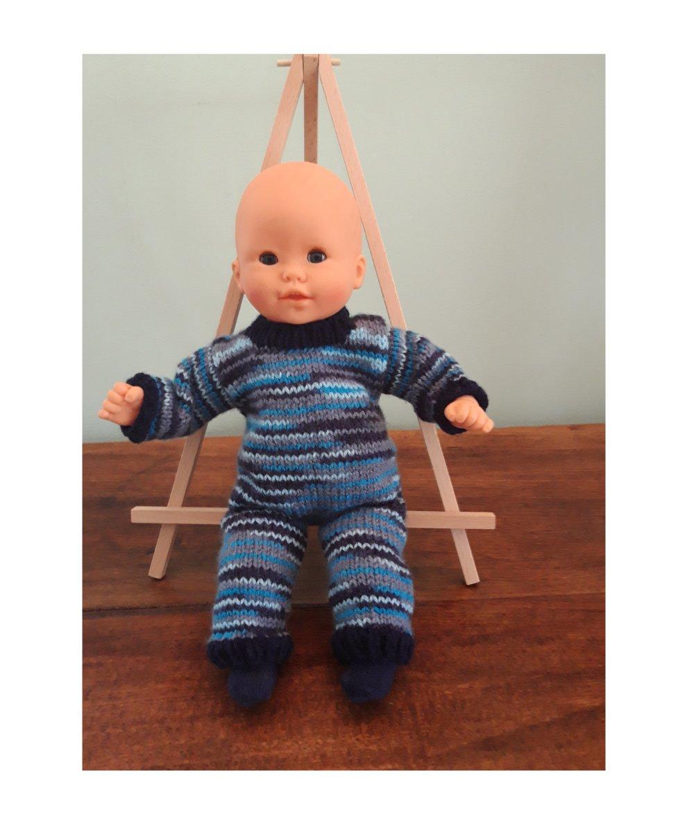 Habits Poupon 30 cm (Corolle bébé calin ou autre)