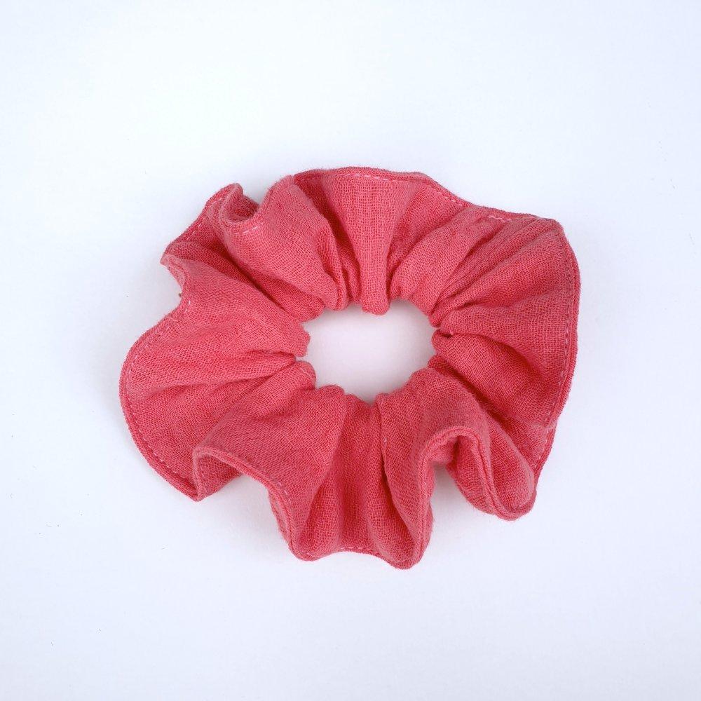 Chouchou vieu rose