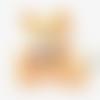 Amigurumi  ourson abricot