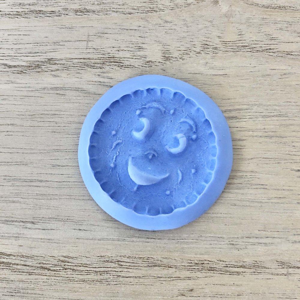 Moule en silicone choco BN - occasion