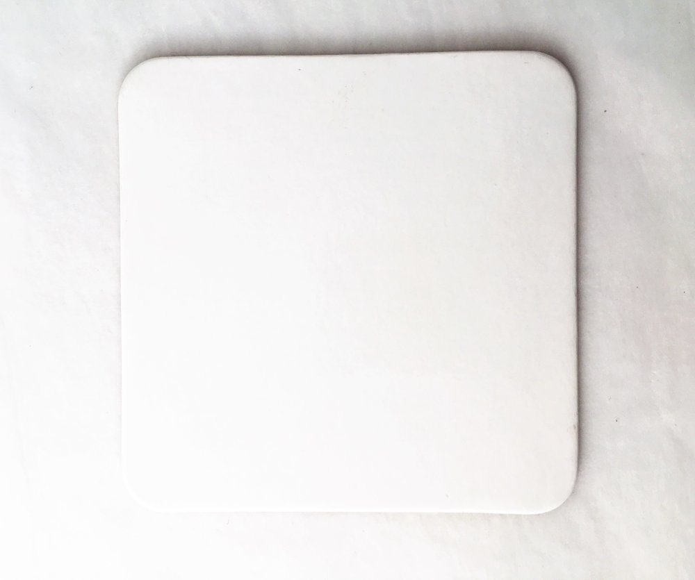 Le Sous Verres  à l'unité - En liège naturel, forme carrée