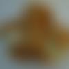 3 pelotes laine mélangée beige soutenu et chutes