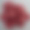3 pelotes laine mélangée rose «bonbon» et chutes