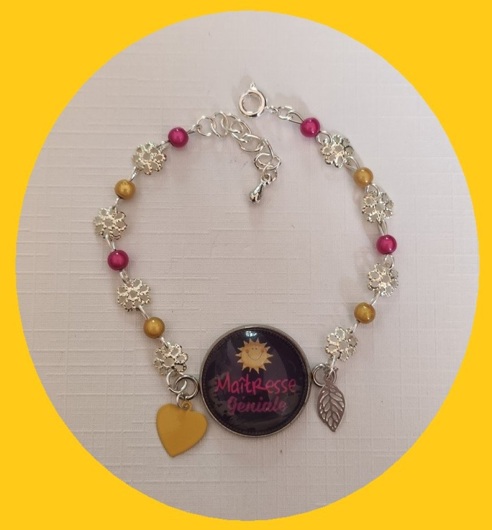 Bracelet Maîtresse Géniale