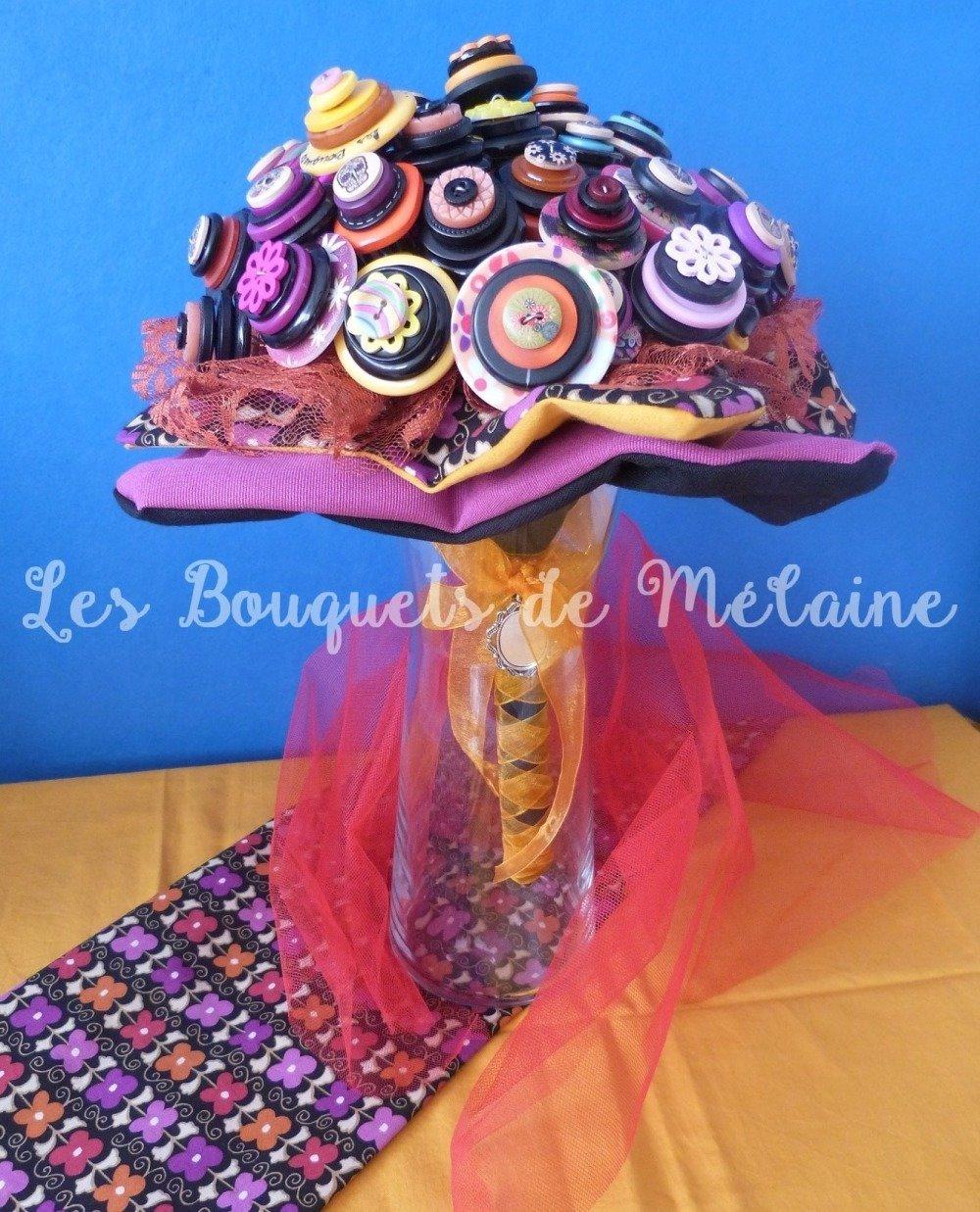 Bouquet de Mariée NAYELI