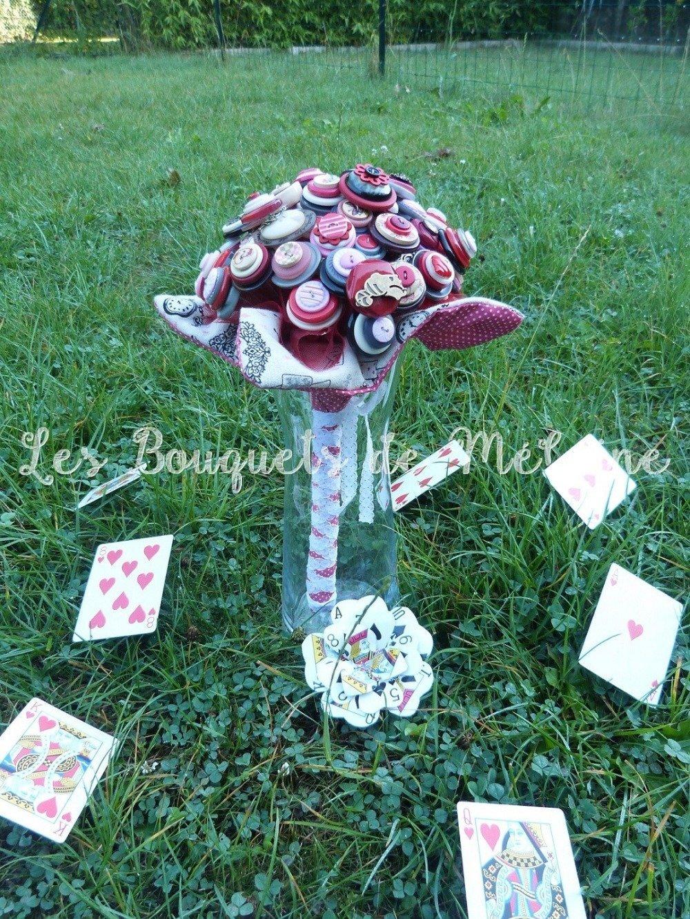 Bouquet de Mariée Alice