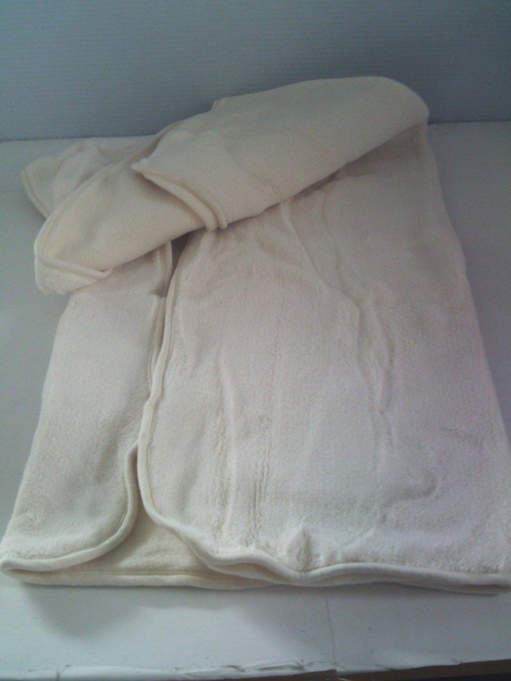 Couverture polaire bébé personnalisé