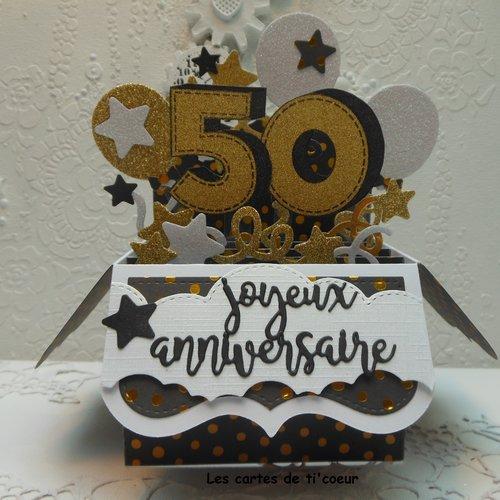 Fetes Occasions Speciales Femme Dore 50th Anniversaire De Mariage Carte Maison Cdnorteimagen Cl
