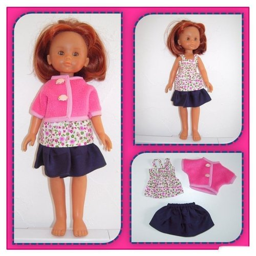 Vêtement pour poupée chérie corolle