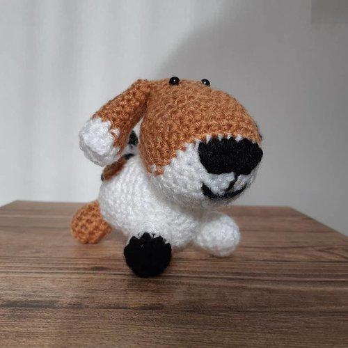 Doudou / peluche chien