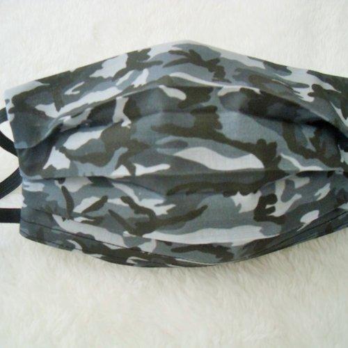 Masque de protection, masque barrière pour femme, enfant, homme, ado, normes afnor fait main