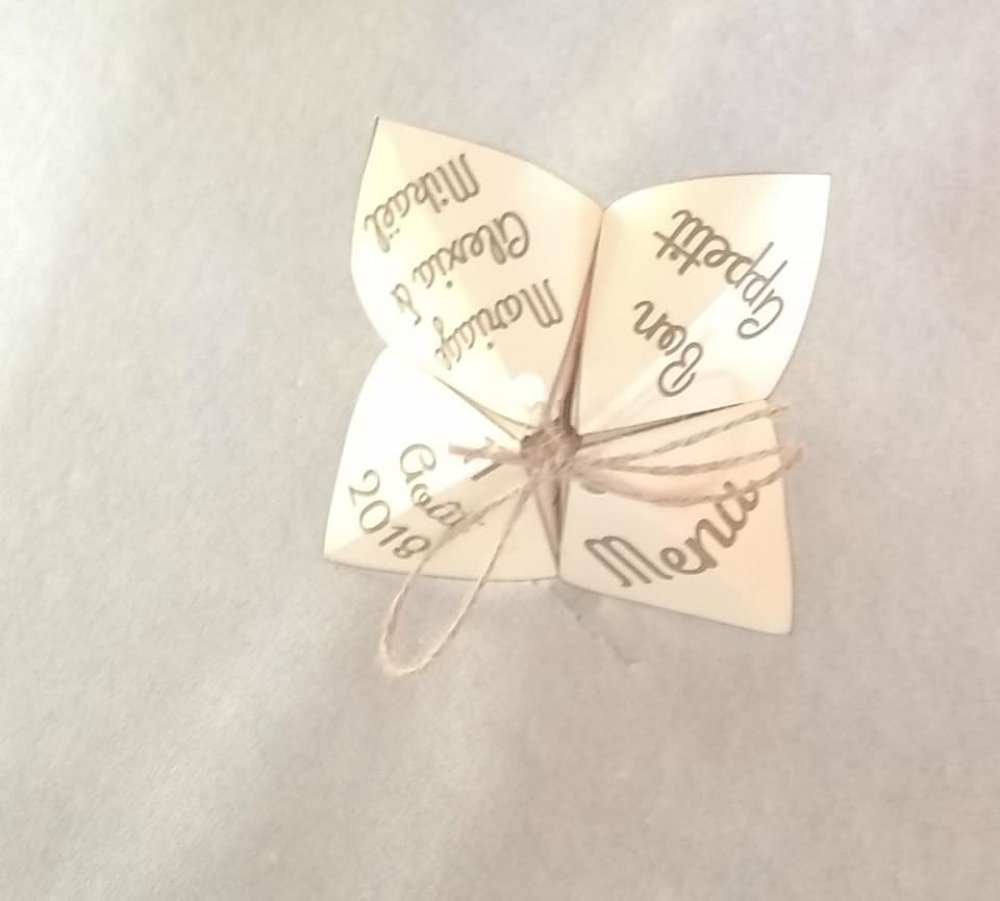 cocotte en papier