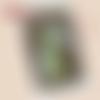Porte-clés - grigri - bijou de sac - la nature -