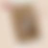 Porte-clés - grigri - bijou de sac - corde -
