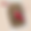 Porte-clés - grigri - bijou de sac - love -