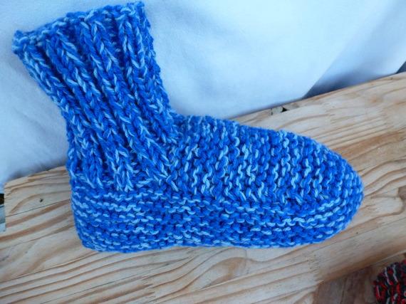confortable chausson d'interieur montant couleur au choix, ma création modèle fait main  , 41 au 46