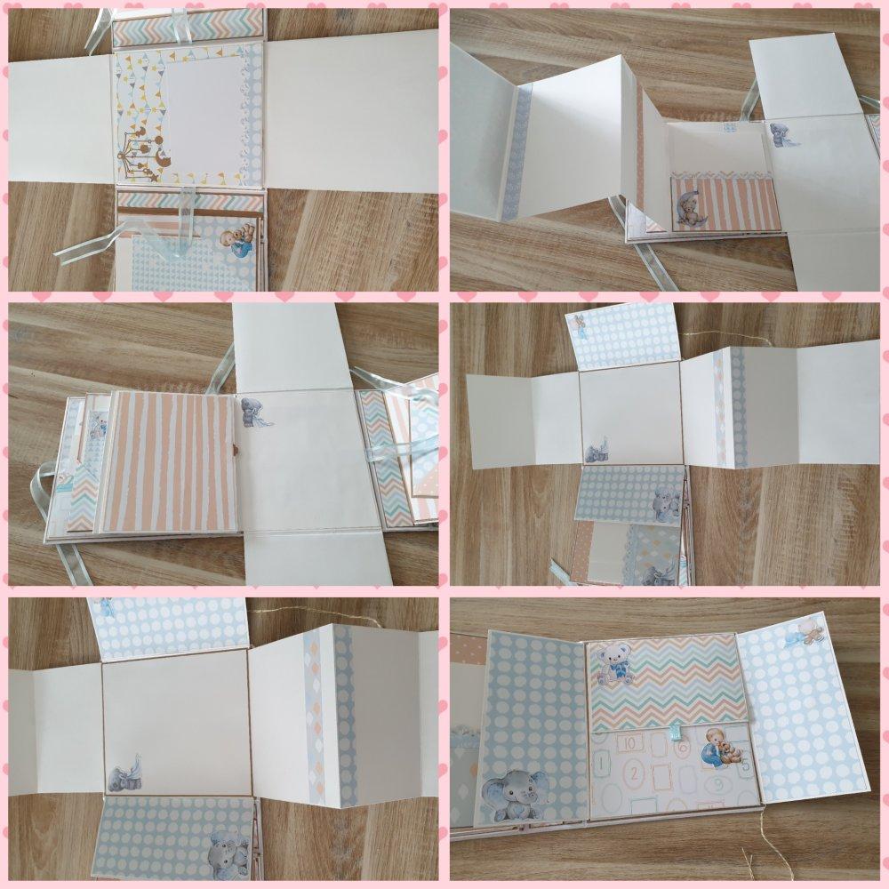 Album photos naissance garçon 65 photos