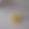 Boucle d'oreille banane pâte polymère