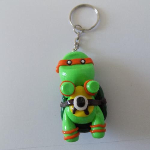 Porte clé tortue ninja