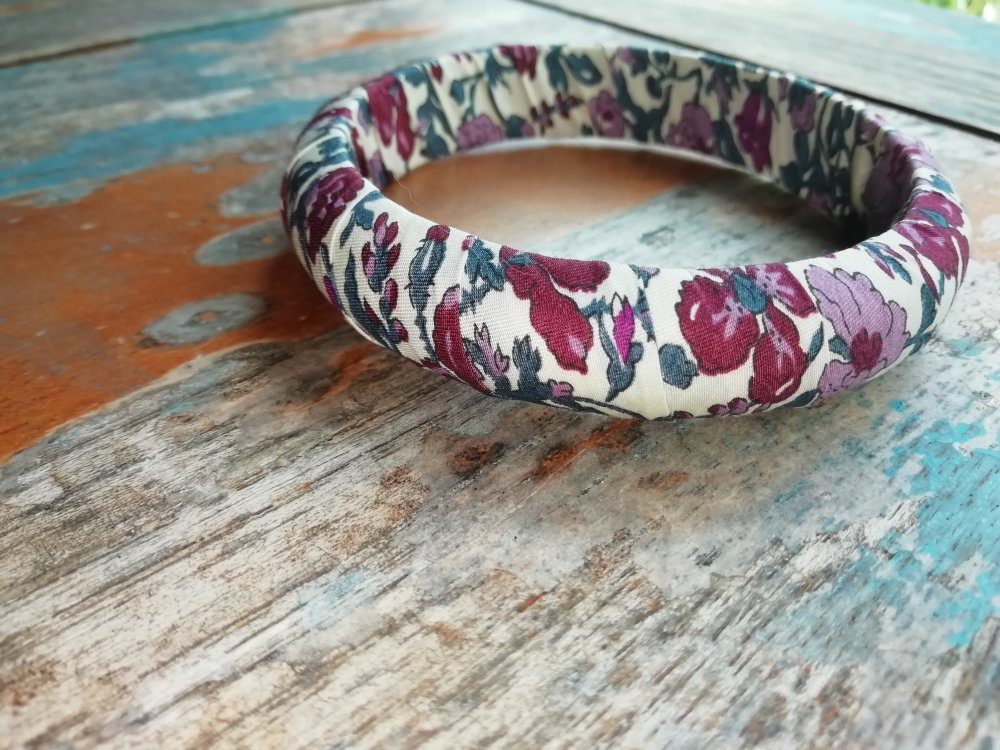 "Bracelet  "" Liberty Purple"""
