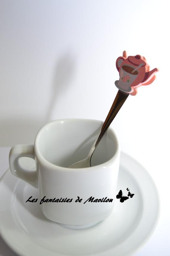 """Petite cuillère à café """" So british"""""""