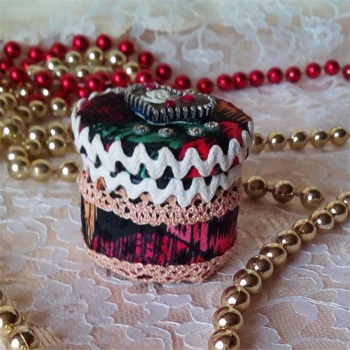 Coffret à bijoux nomade