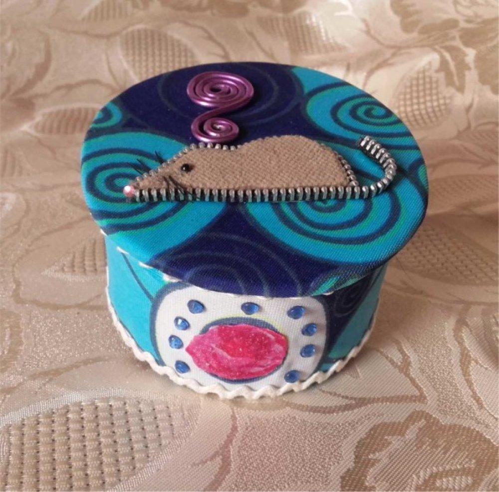 Boîte pour dents de lait
