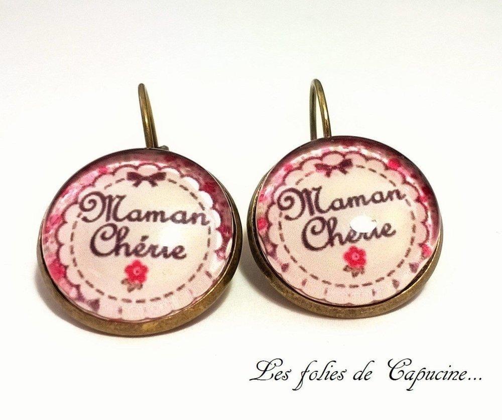 Bague Cabochon • MAMAN CHERIE•