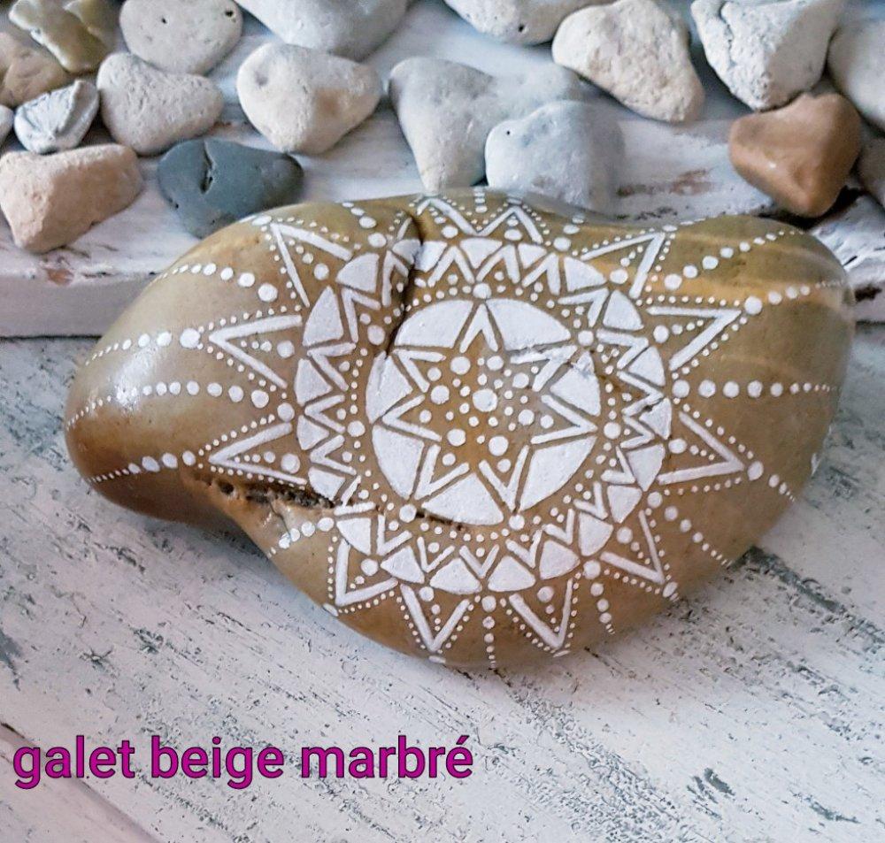 Les galets nature mandalas de wonder