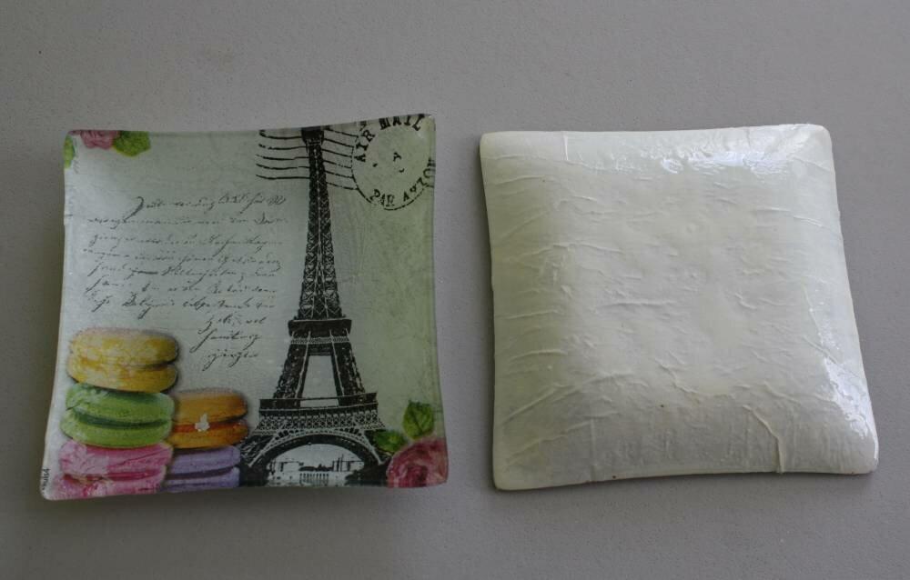 """Assiettes décoratives """"Paris"""""""