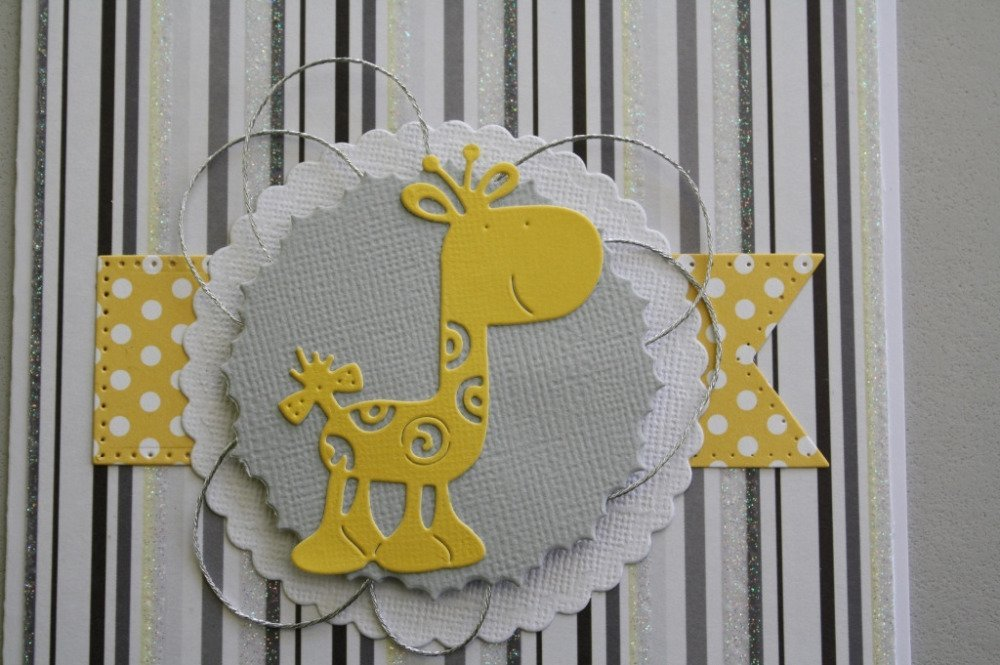 Carte : Petite girafe
