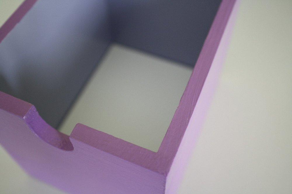 Meuble en bois - 5 tiroirs