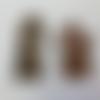 Tic et tac - perles à repasser hama - pixel art