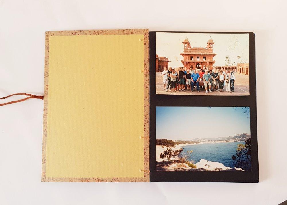 Album photos grand format