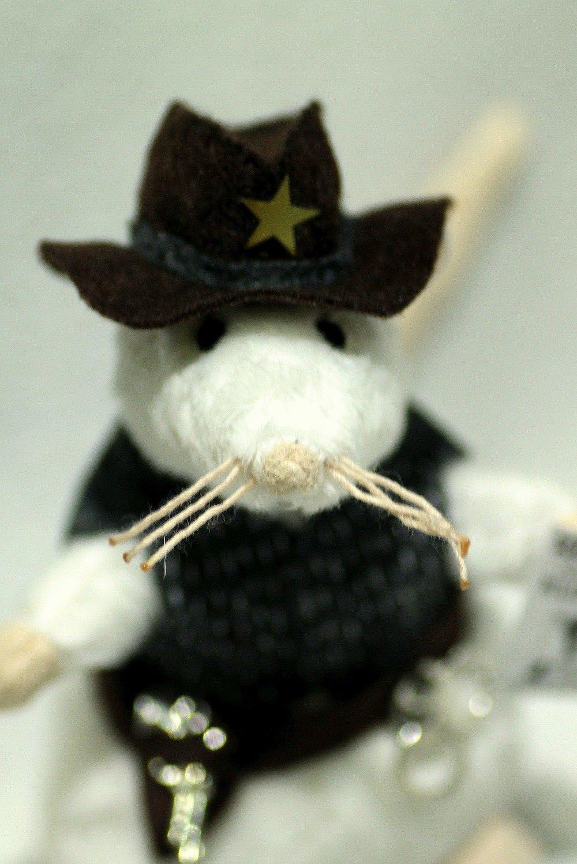 Starsky la souris shérif